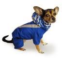 "Dog Winter Coat ""Convertible Jump Suit"""