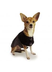 """Dog Velvet Coat """"Zen""""    =one of a kind style="""
