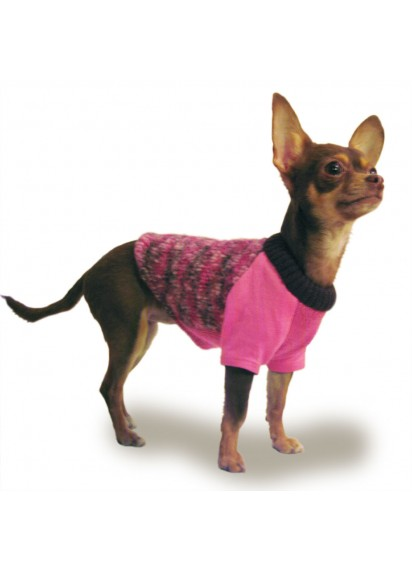 """Dog Sweater """"Cherry Bonbon""""    =one of a kind style="""