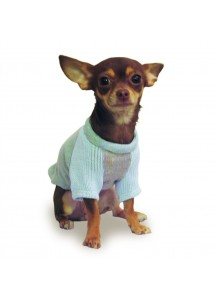 "Dog Sweater ""Minty""    =one of a kind style="