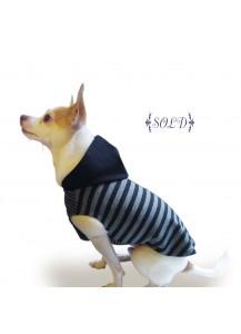 "Knit Dog Hoody ""City Stripe Vol. 1"""