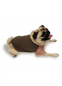 "Dog Sweater ""Hilly""    =one of a kind style="