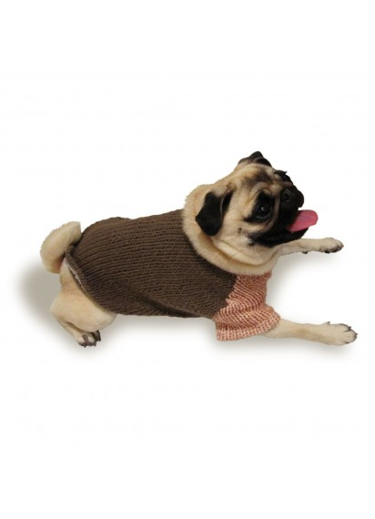 """Dog Sweater """"Hilly""""    =one of a kind style="""